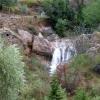 Moulin à eau du village après une grosse pluie